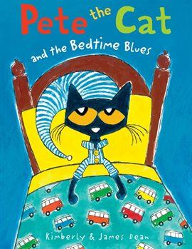 Pete The Cat And The Bedtime Blues Opens in new window