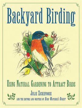 Backyard Birding Opens in new window