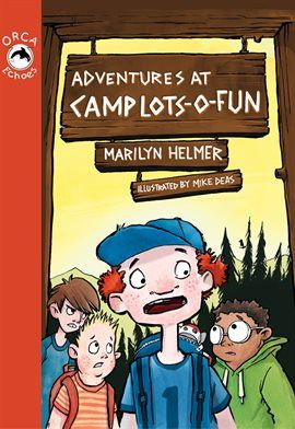 Adventures At Camp LotsOFun Opens in new window