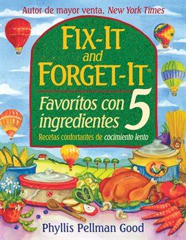 Favoritos Con 5 Ingredientes Opens in new window