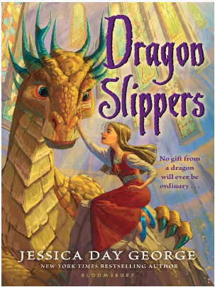 Dragon Slippers Opens in new window