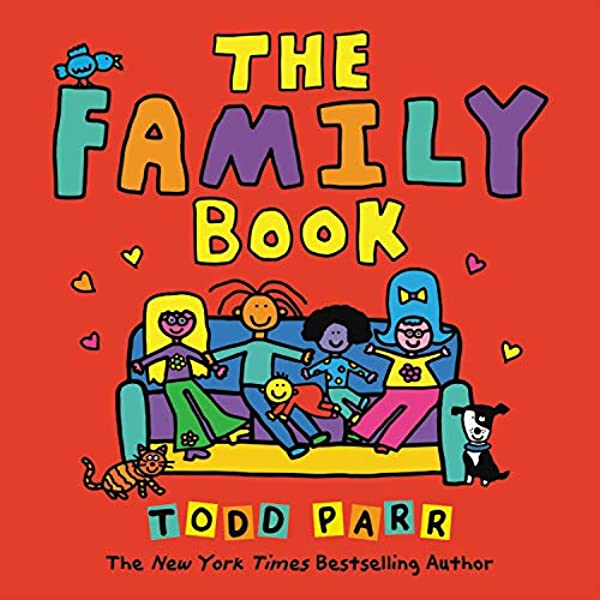the family book Opens in new window