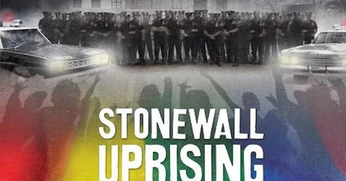 stonewall uprising Opens in new window