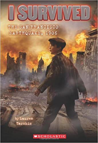 I Survived the San Francisco Earthquake Opens in new window