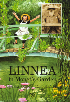 Linnea in Monets Garden  Opens in new window