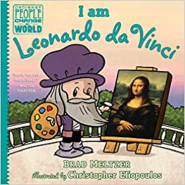 I am Leonardo Davinci Opens in new window